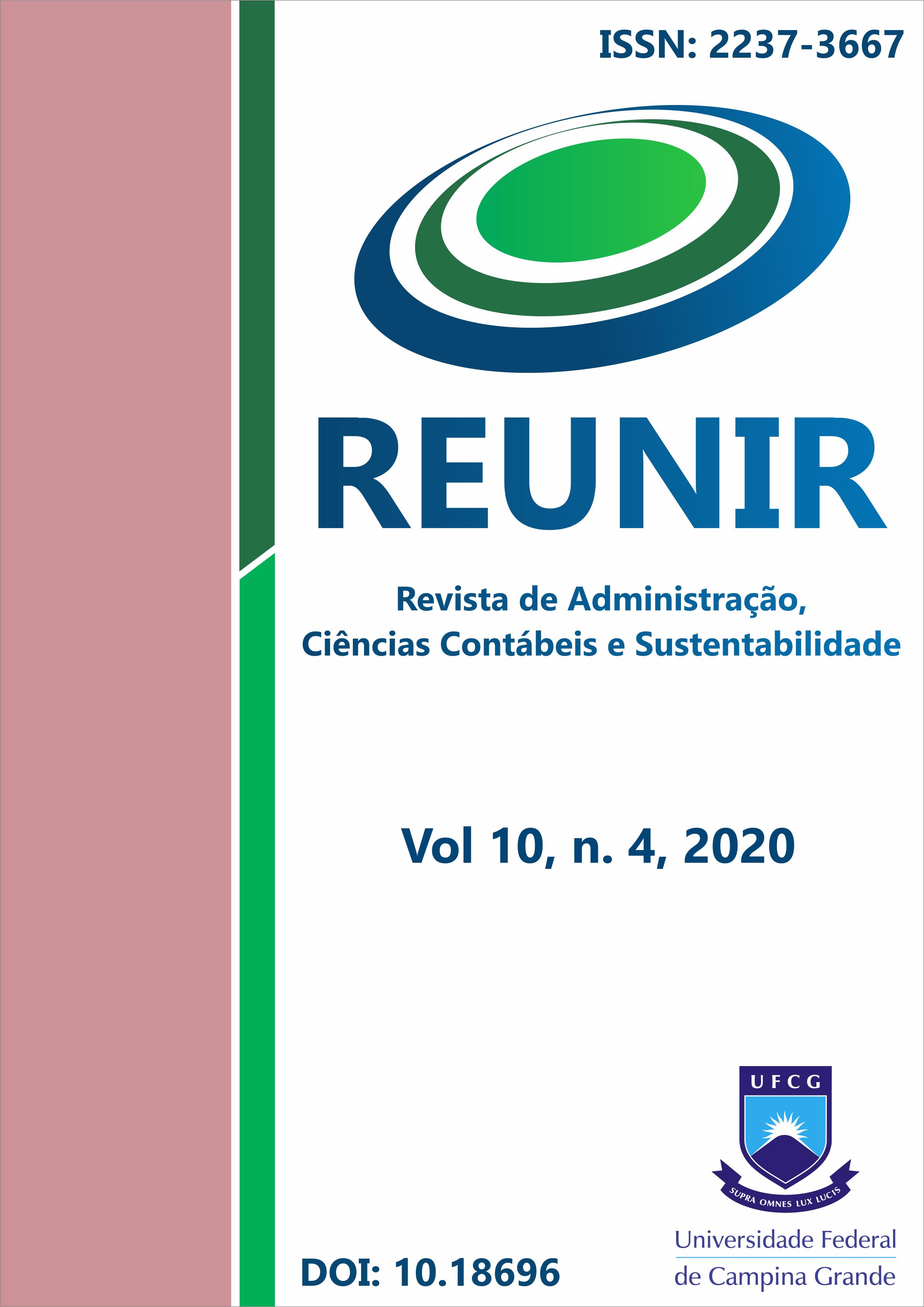 Visualizar v. 10 n. 4 (2020): REUNIR
